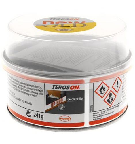 Teroson UP 620 Gelcoat Filler 241g